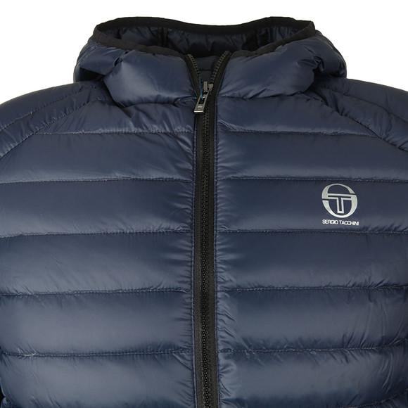 Sergio Tacchini Mens Blue Ives Jacket