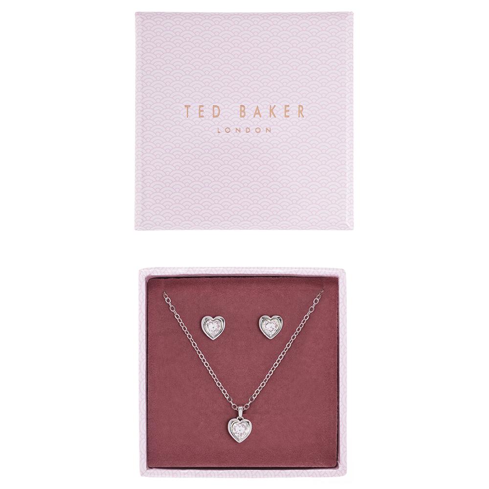 Hadeya Crystal Heart Gift Set main image