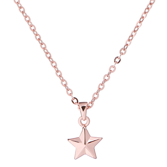 Ted Baker Womens Pink Shona Shooting Star Pendant main image