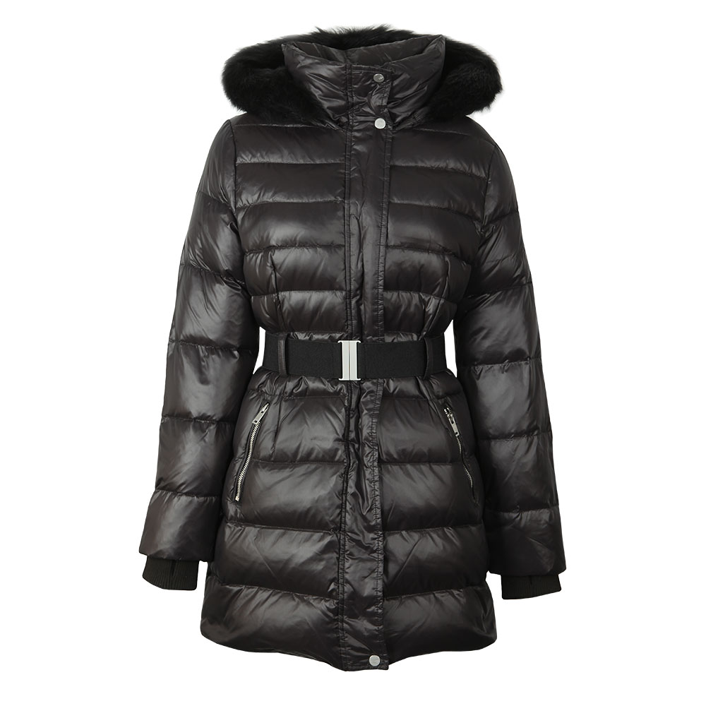Valerie Belted Down Coat main image
