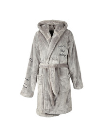 Superdry Womens Grey Sophia Loungewear Robe