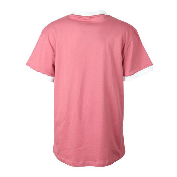 adidas Originals Womens Pink 3 Stripes Tee main image