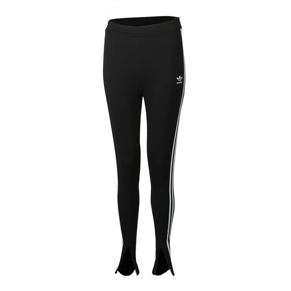 adidas Originals Womens Black 3 Stripe Pant