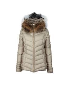 Froccella Womens Beige B88 Jacket