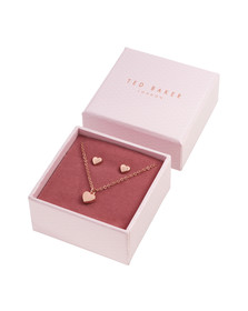 Ted Baker Womens Pink Amoria Sweetheart Gift Set