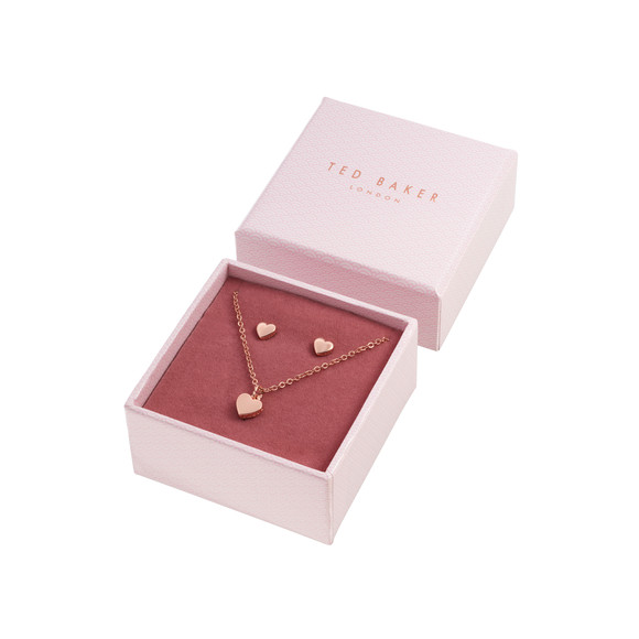 Ted Baker Womens Pink Amoria Sweetheart Gift Set main image