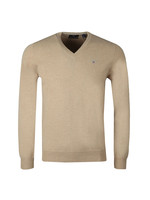 Superfine Lambswool V-Neck Jumper
