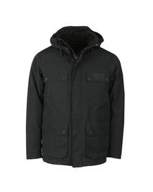 Barbour International Mens Black Endo Jacket