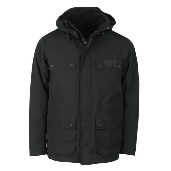 Barbour International Mens Black Endo Jacket main image