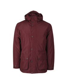 Barbour Lifestyle Mens Red Southway Jacket