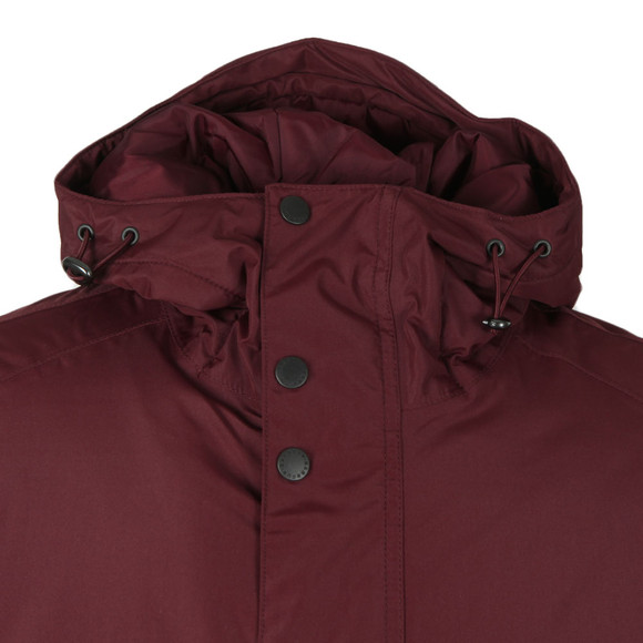 Barbour Lifestyle Mens Red Southway Jacket main image