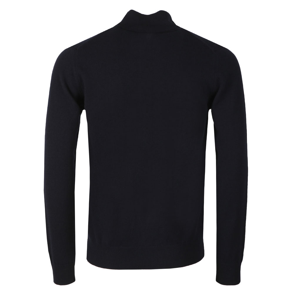 Super Fine Lambswool Zip Jumper main image
