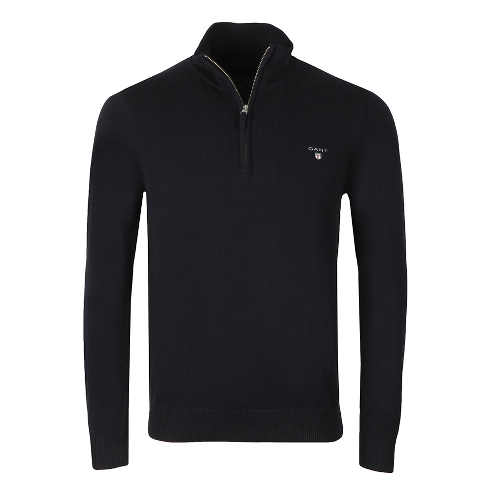 Cotton 1/2 Zip Jumper main image