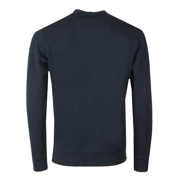 BOSS Mens Blue Casual Wolflike Sweatshirt main image