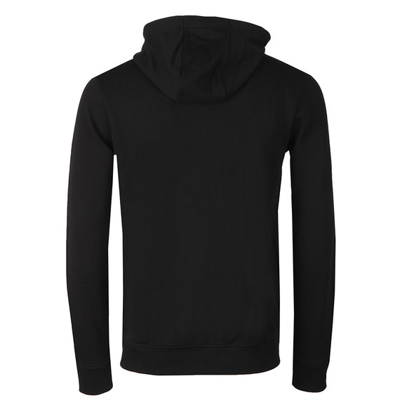 HUGO Mens Black Daple-U2 Full Zip Hoody main image