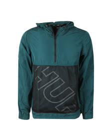 HUF Mens Green Wire Frame Anorak