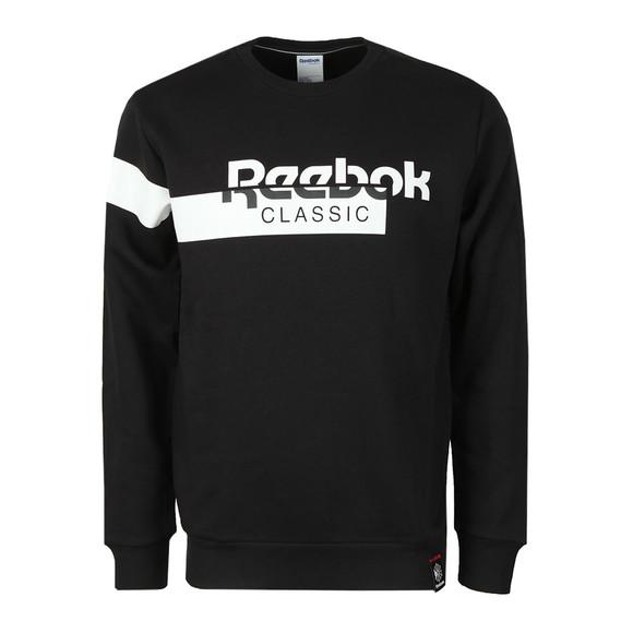 Reebok Classic Mens Black Disruptive Sweat main image