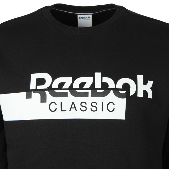 Reebok Mens Black Disruptive Sweat main image