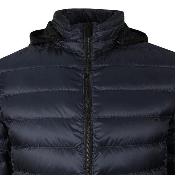 HUGO Mens Blue Balin1841 Puffer Jacket main image