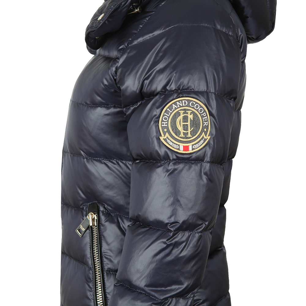 The Megeve Padded Coat main image