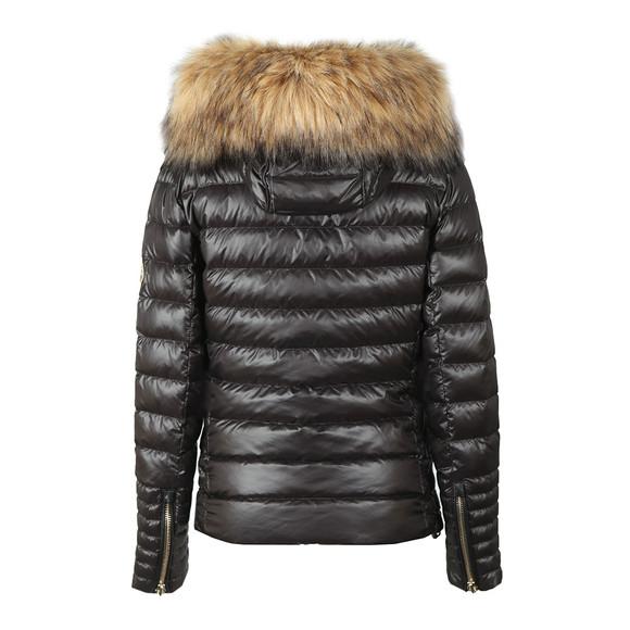 Holland Cooper Womens Black The Zermatt 2 Padded Coat  main image