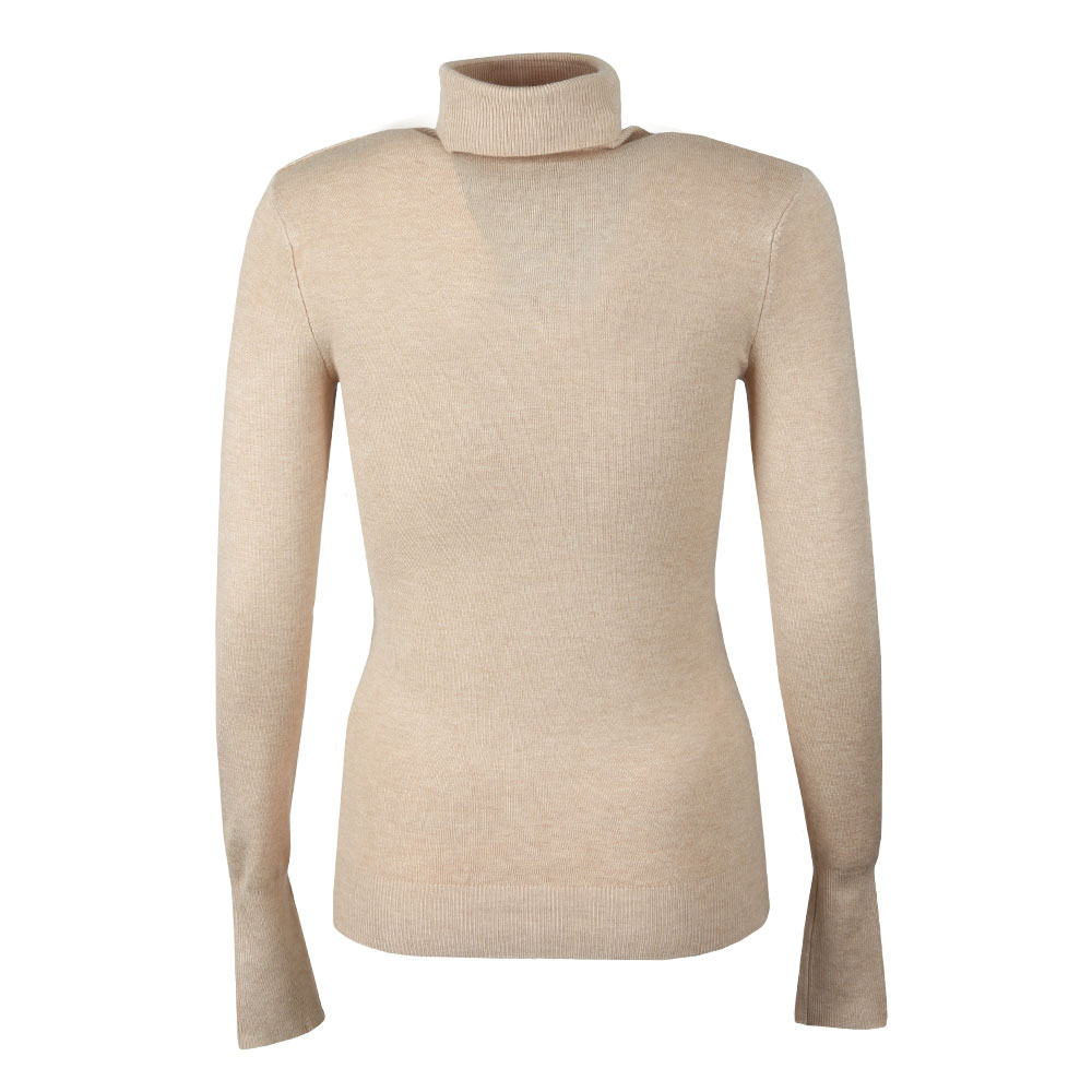 Buttoned Roll Neck Knit main image