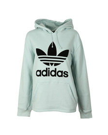 adidas Originals Womens Green OS Hoody