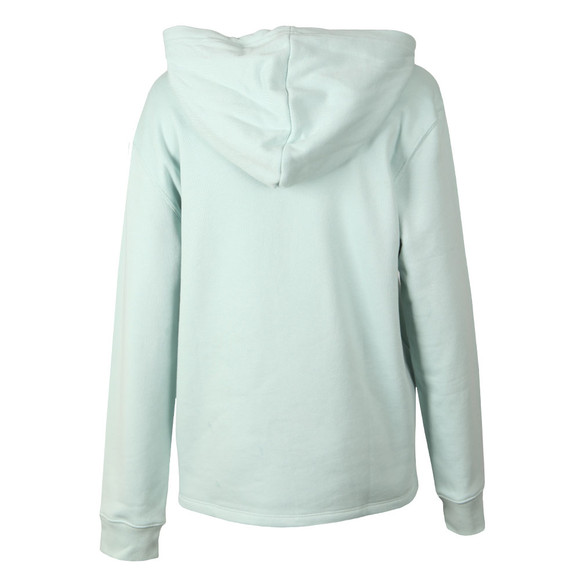 adidas Originals Womens Green OS Hoody main image