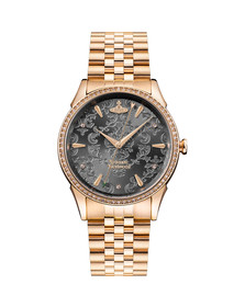 Vivienne Westwood Womens Pink The Wallace Ladies Watch