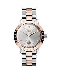 Vivienne Westwood Womens Silver Bloomsbury VV152RSSL Watch