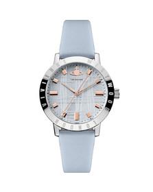 Vivienne Westwood Womens Grey Bloomsbury II VV152BLBL Watch