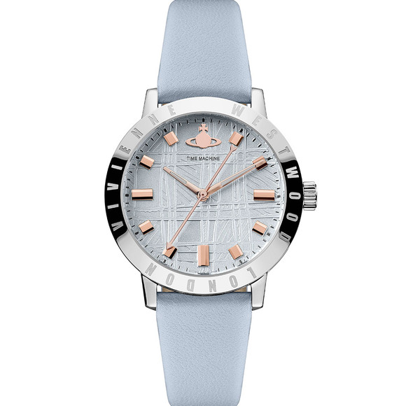 Vivienne Westwood Womens Grey Bloomsbury II VV152BLBL Watch main image