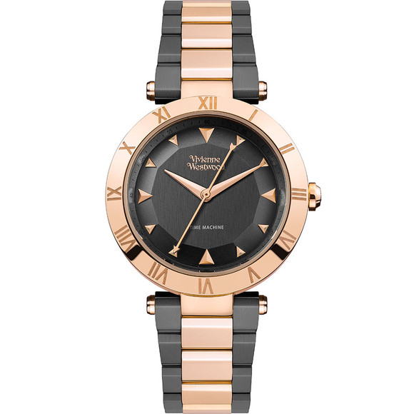 Vivienne Westwood Womens Pink Montagu Ladies Watch