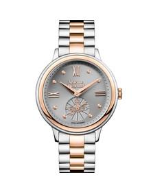Vivienne Westwood Womens Silver Potobella VV158GYTT Watch