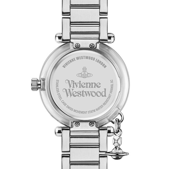 Vivienne Westwood Womens Silver Orb VV006SL Watch main image