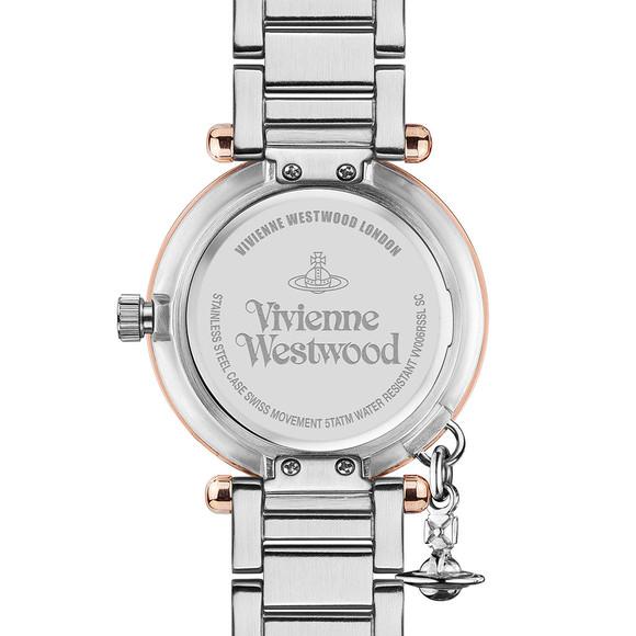 Vivienne Westwood Womens Pink Orb Watch main image