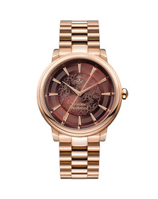 Vivienne Westwood Womens Pink Shoreditch Watch