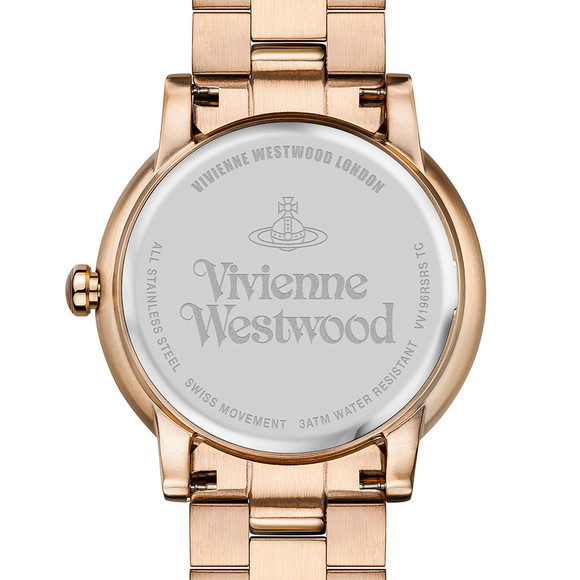 Vivienne Westwood Womens Pink Shoreditch Watch main image