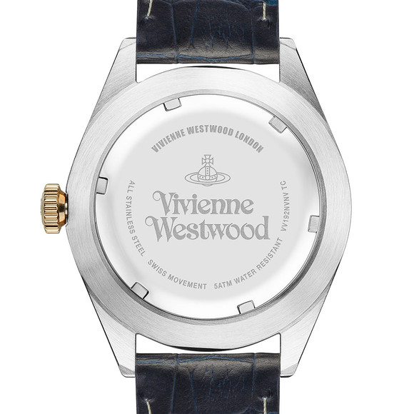 Vivienne Westwood Unisex Blue Conduit VV192NVNV Watch