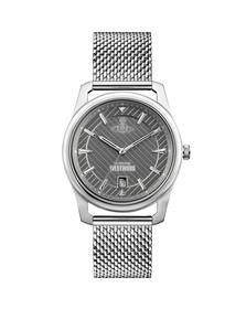 Vivienne Westwood Mens Silver Holborn VV185GYSL Watch