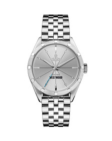 Vivienne Westwood Mens Silver Conduit VV192SLSL Watch