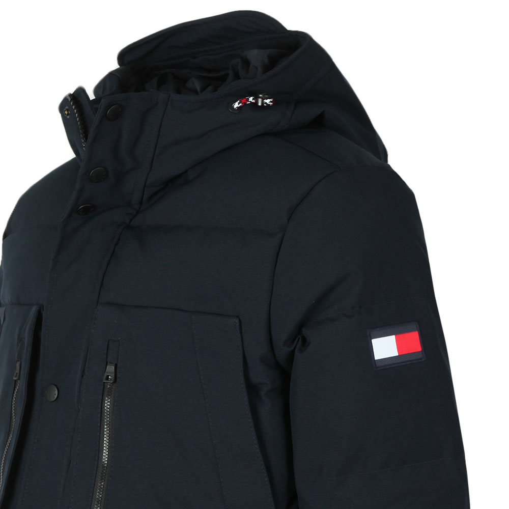 Heavy Canvas Down Jacket main image