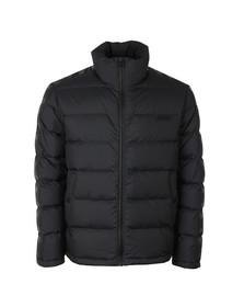 HUGO Mens Black Biron1841 Puffer Jacket