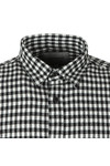 Carhartt WIP Mens Black Stawell Check Long Sleeve Shirt