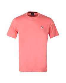 PS Paul Smith Mens Pink Zebra SS Tee