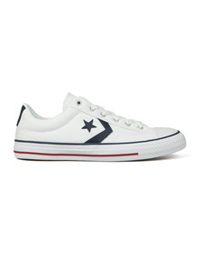 Converse Mens White Star Player Ox