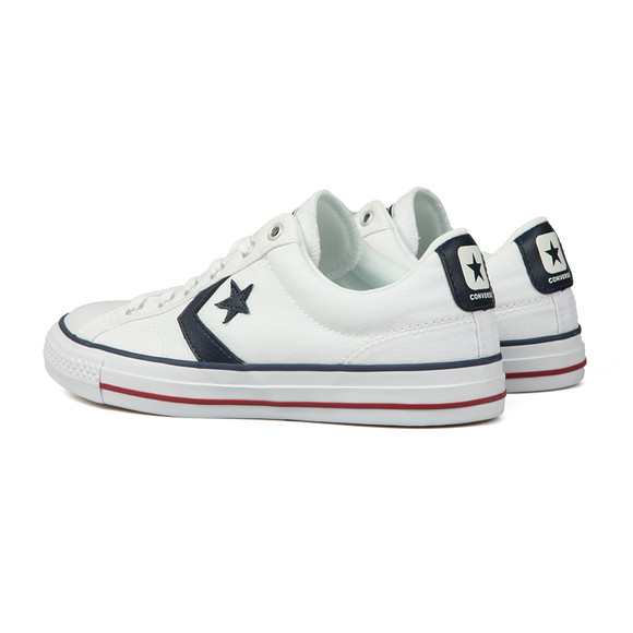 Converse Mens White Star Player Ox  main image
