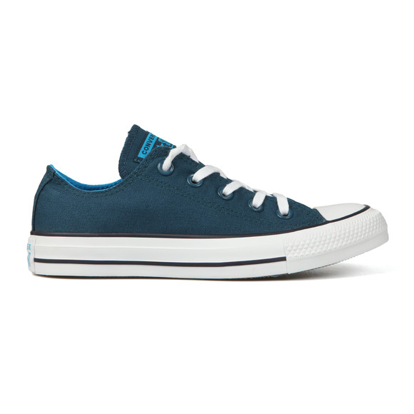 Converse Mens Blue All Star Seasonal Ox main image