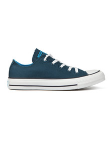 Converse Womens Blue Fir All Star Seasonal Ox