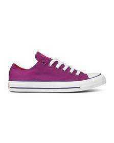 Converse Womens Purple All Star Seasonal Ox
